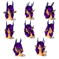 Ray expressions by Super-kip