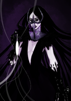 The Raven Queen by AlexielApril