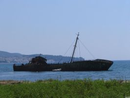 Ghost Ship by tpanayiotis