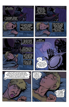 Tick Tock Vagabonds page 6 by codazen