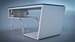 Concept Furniture for CFIP by x--Cherubeam--x