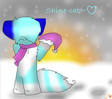 Contest Enrty For Shine-cat! by JJ-cat
