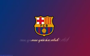 Barcelona FC by beneagle