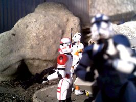 Star Wars Clone Troopers 06 by agis261