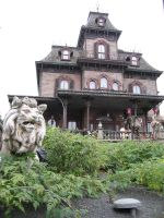 Disneyland Paris - Phantom Manor -49- by Maliciarosnoir-stock