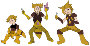 Abra Brothers by RoochArffer