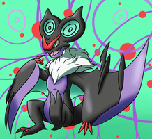 Pokeddexy Day 3 - Favorite Dragon Type by Inika-Xeathis