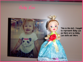 Baby Lux Doll by iluvlouis