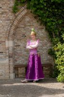 Tangled - Rapunzel Cosplay: 'braided' by Fidessa-chan
