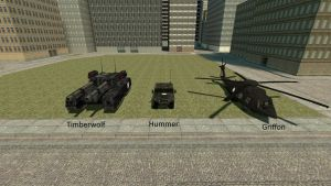 Nexus vehicles so far (UPDATED: details) by serious-sam-64-64