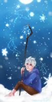 Rise of the Guardians- Jack Frost by Immature-Child02