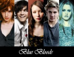 Blue Blood Characters by Saibryel