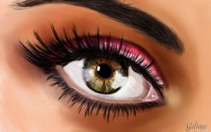 Eye by Gelieta