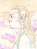 King Thranduil by Maitia