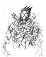 Darksiders: Strife by chimicalstar