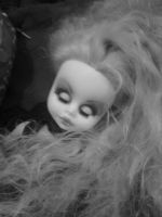 vamp doll perfect hair by babyhorrorinfernia