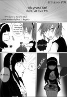 NaruHina: Maid-Sama Chapter 3 pg. 1 by Ekush