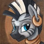 Square Series - Zecora by SpainFischer