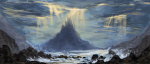 15 - The Fortress in the Sea by AJASC