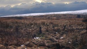 Carntogher in winter II by younghappy