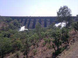 Bhandardara Dam 2 by sds49in