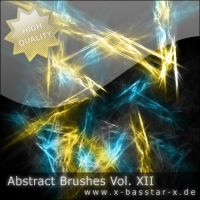 Abstract Brushes vol. 12 - 5x by basstar