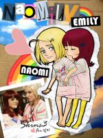 Naomily on skins_11 by elaineK