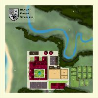 Black Forest Stables new plan by Anastasven
