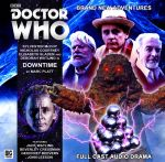 Downtime | Big Finish Cover by Cotterill23