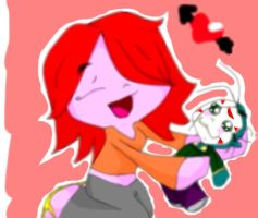 Me and Jason Puppet by Hippiesforever14