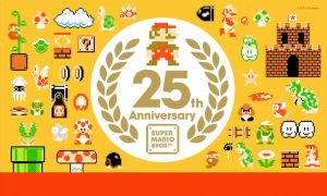 Mario Bros 25th Anniversary 2 by AstroBoy122