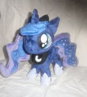 Filly Princess Luna by SillyBunnies