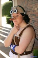 Usopp Cosplay 2 by CoralSnake