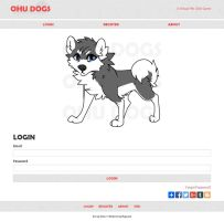 Ohu Dogs - Ginga Virtual Pet Click Game by RegnantsCollection