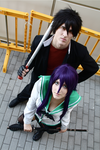 Highway to the Dead - Takashi x Saeko by AndrewsSchmidt