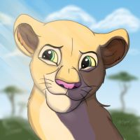 It's Nala by Esphir