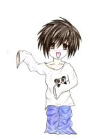 Baby lawliet by BeckyTheBunny