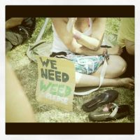 We Need Weed by Vince-Zombie