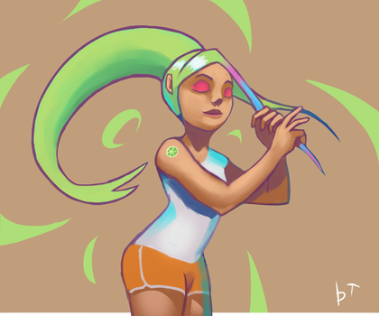 Lime by lumfini