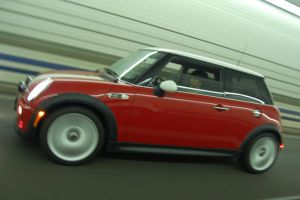 Mini Cooper S by ryanherington