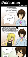 Death Note: Outsmarting by mayanna