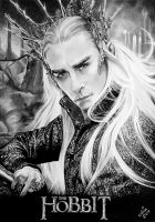 THRANDUIL aka Lee Pace, The HOBBIT by Mim78