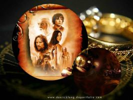 lord of the rings and the hobbit  by helina01