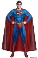 CHRISTOPHER REEVE RETURNS by supersebas