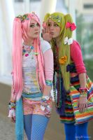 Decora Twins by lilylighting