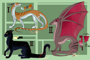 Dragon Point Adopts .:CLOSED:. by Owl-Flight