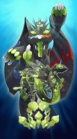 Zygarde all forms