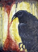 Black Crow King. by a-m-b-u-l-a-n-c-e