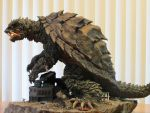 Kaibutsuya Nightmare Gamera Side View by Legrandzilla