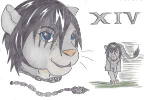 Xion Lion Kinged by Luca-Cooper